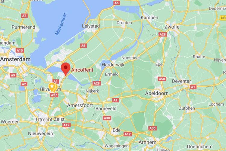Airco huren Hilversum