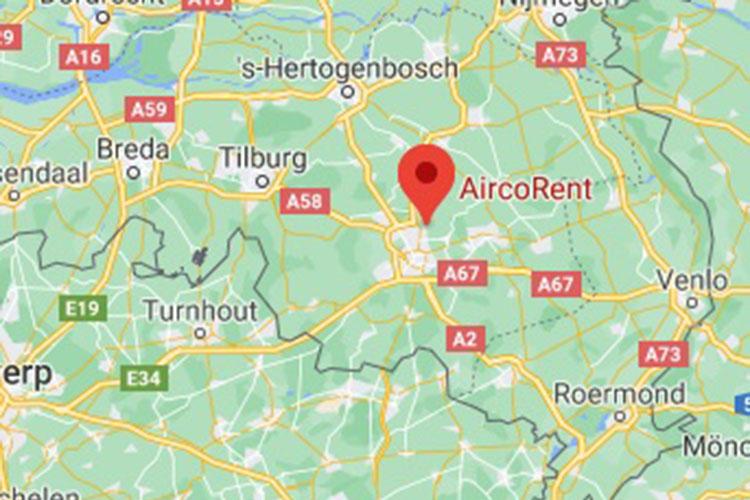 Airco huren Zuid-holland